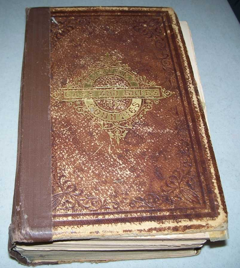 The History of Cass and Bates Counties Missouri, Containing a History of These Counties, Their Cities, Towns, Etc., N/A