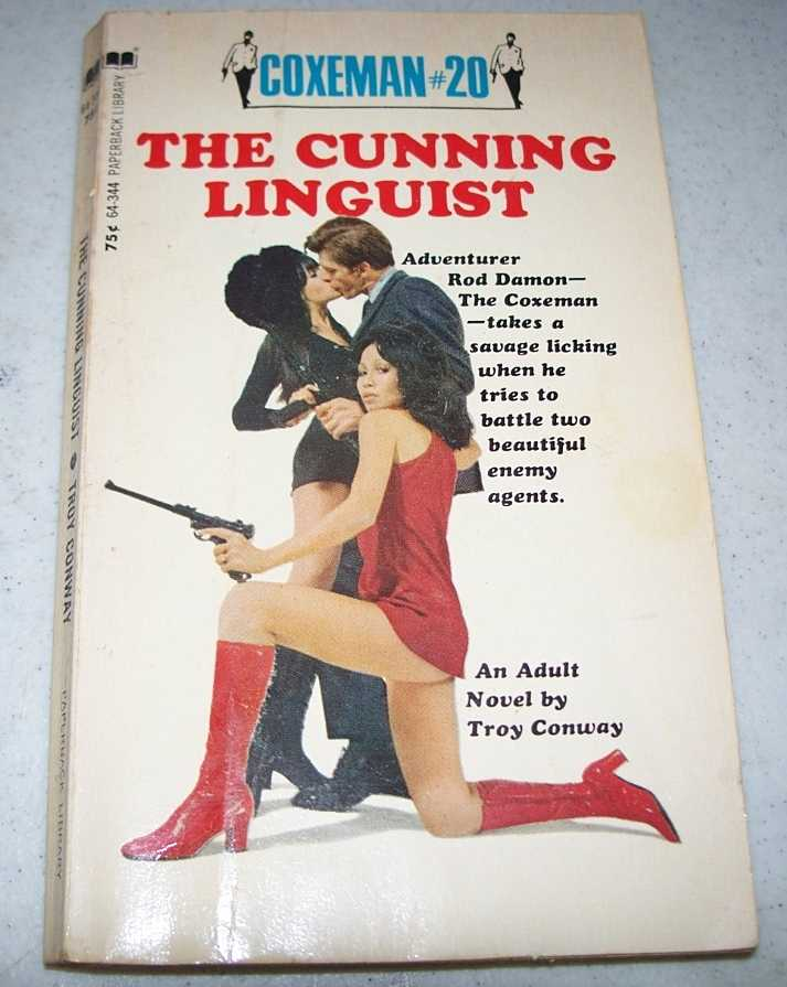 The Cunning Linguist: An Adult Novel (Coxeman #20), Conway, Troy