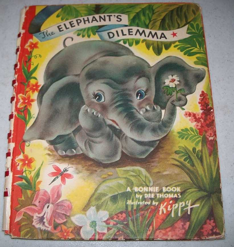 The Elephant's Dilemma (A Bonnie Book), Thomas, Dee