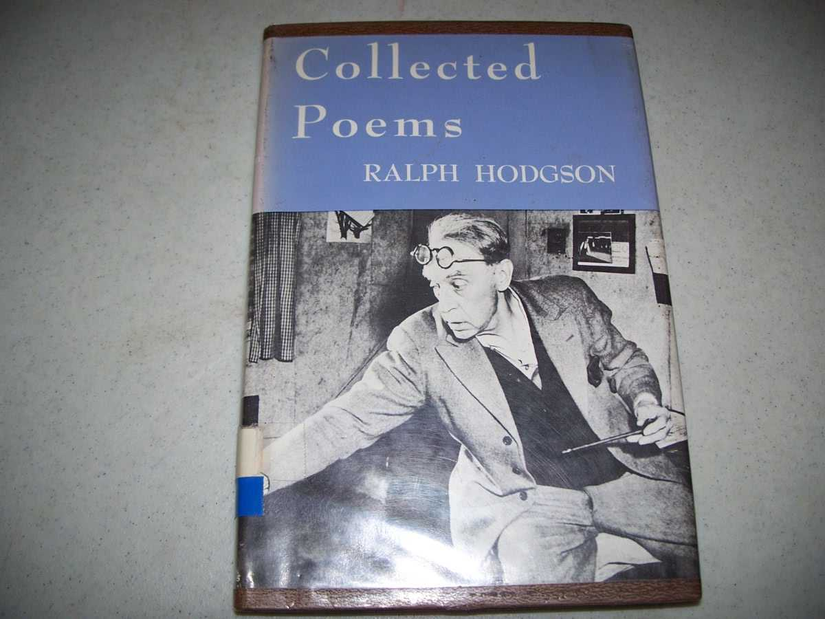 Collected Poems, Hodgson, Ralph