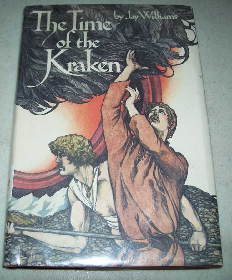 The Time of the Kraken, Williams, Jay