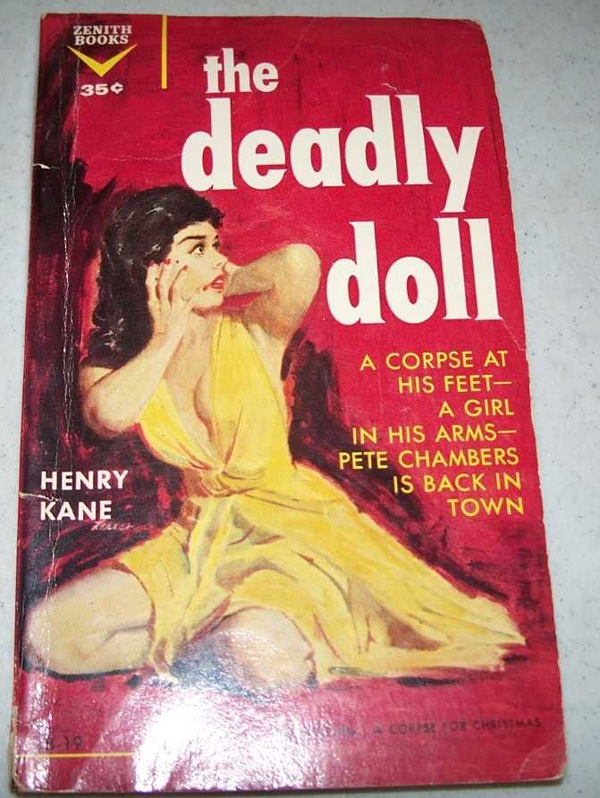 The Deadly Doll, Kane, Henry