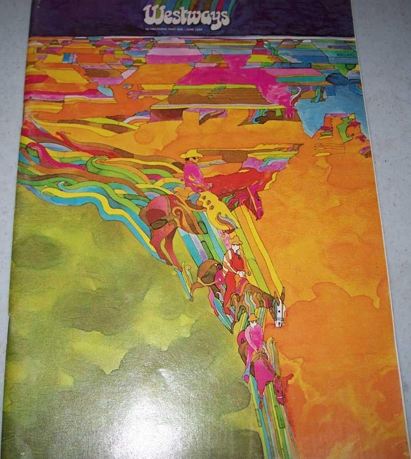 Westways Magazine June 1969, Various