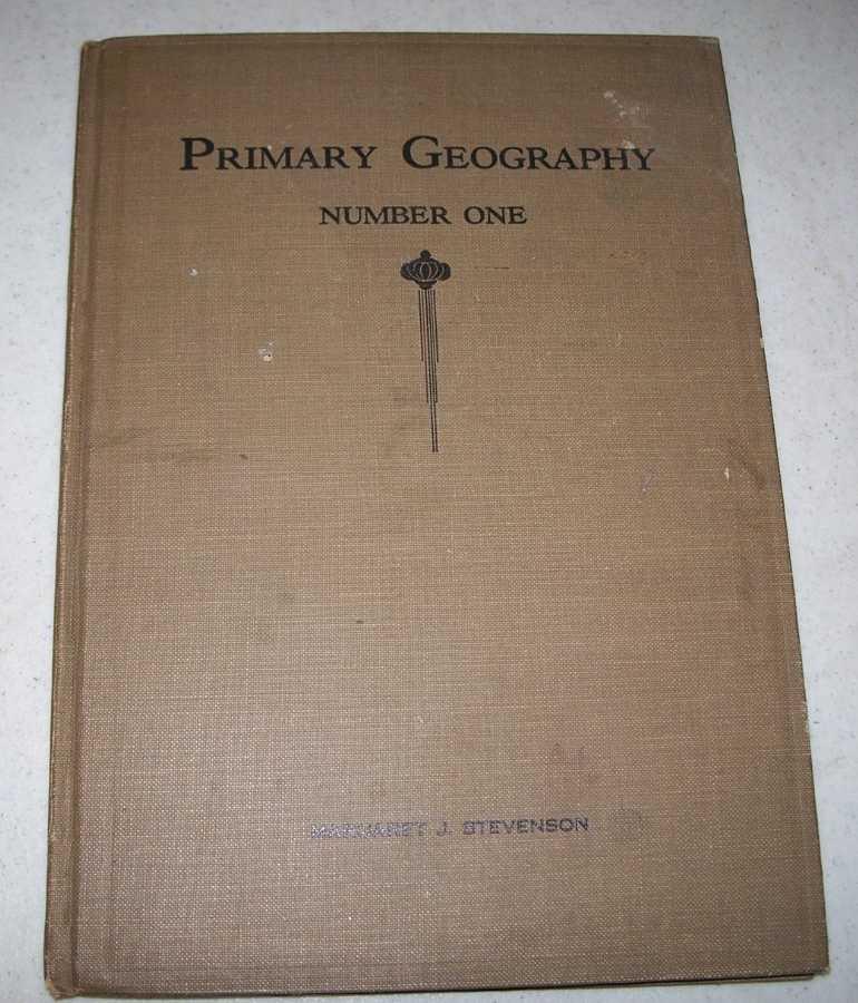 Primary Geography, Number One, Stevenson, Margaret J.