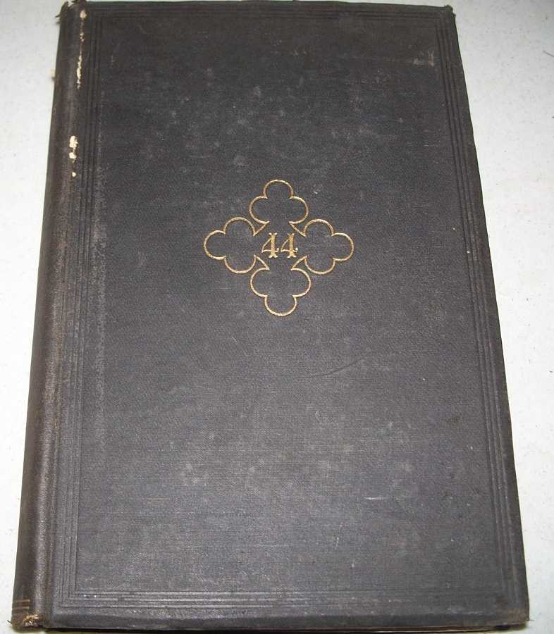 Record of the Service of the Forty-Forth Massachusetts Volunteer Militia in North Carolina August 1862 to May 1863, Various