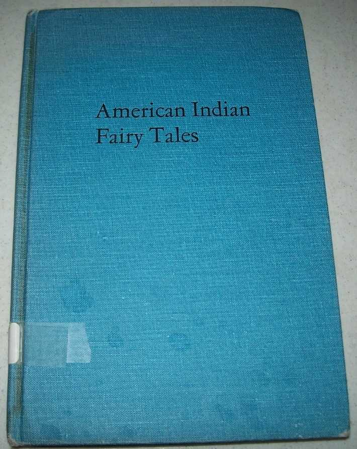 American Indian Fairy Tales, Compton, Margaret