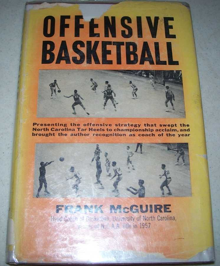 Offensive Basketball, McGuire, Frank