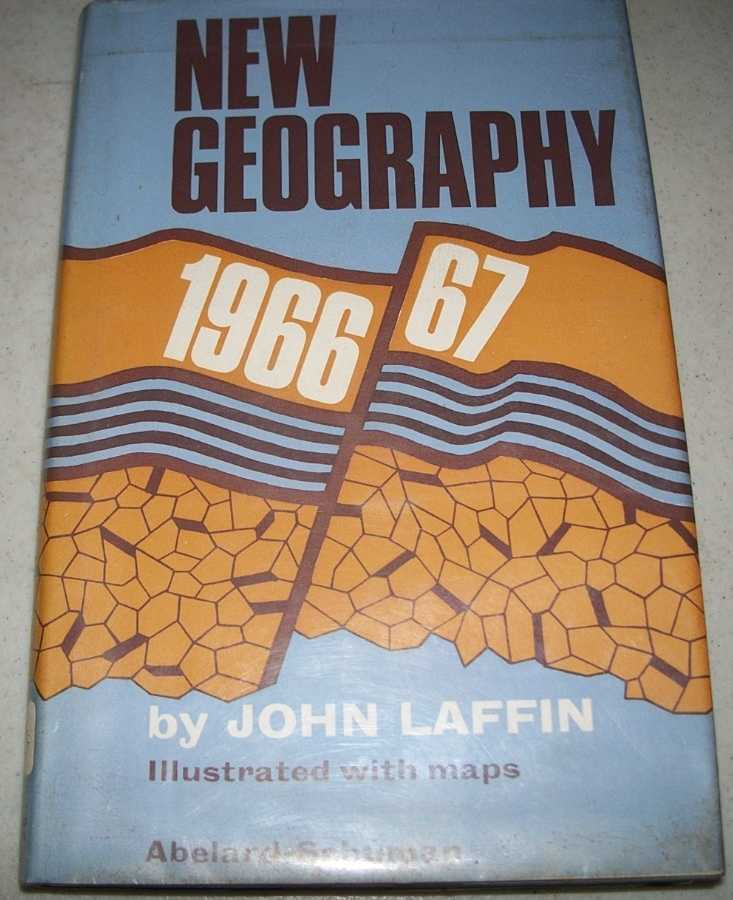New Geography 1966-67, Laffin, John