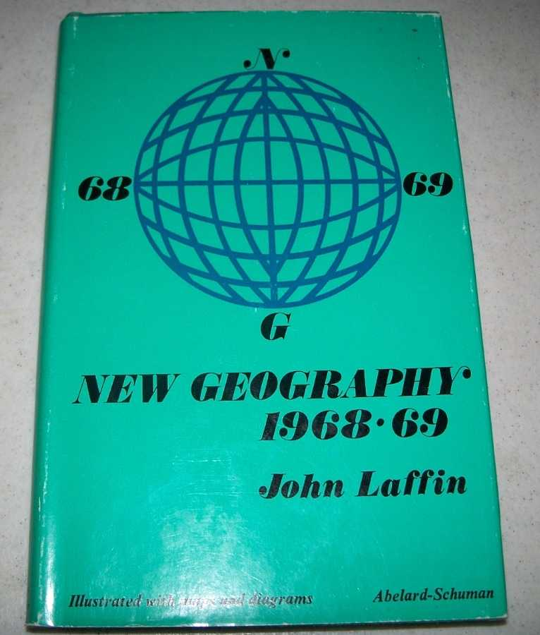 New Geography 1968-69, Laffin, John