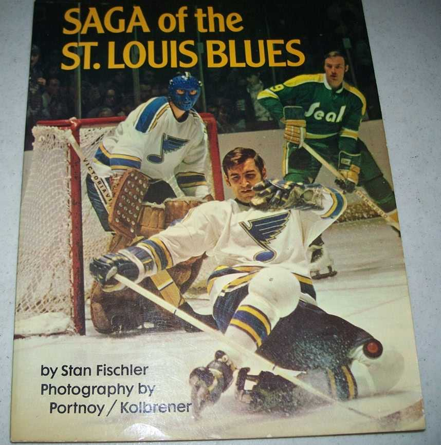 Saga of the St. Louis Blues, Fischler, Stan