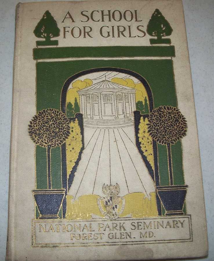 National Park Seminary (Incorporated): A Junior College for Young Women 1929-1930, N/A