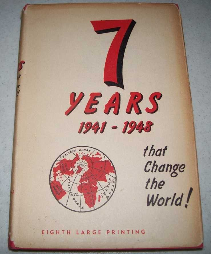 Seven Years That Change the World 1941-1948, Anderson, Wing