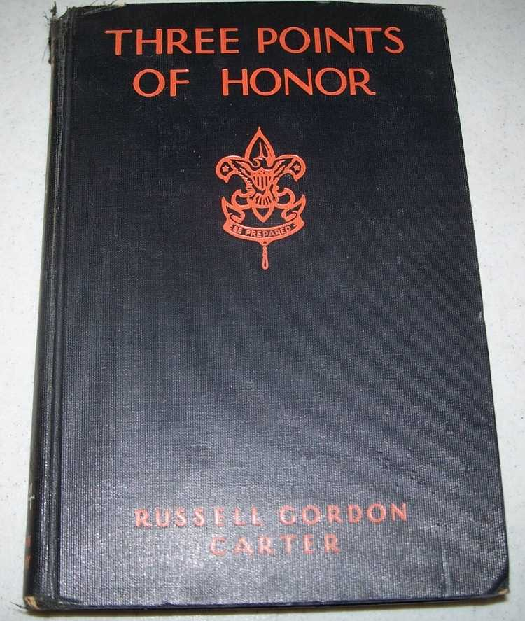 Three Points of Honor, Carter, Russell Gordon
