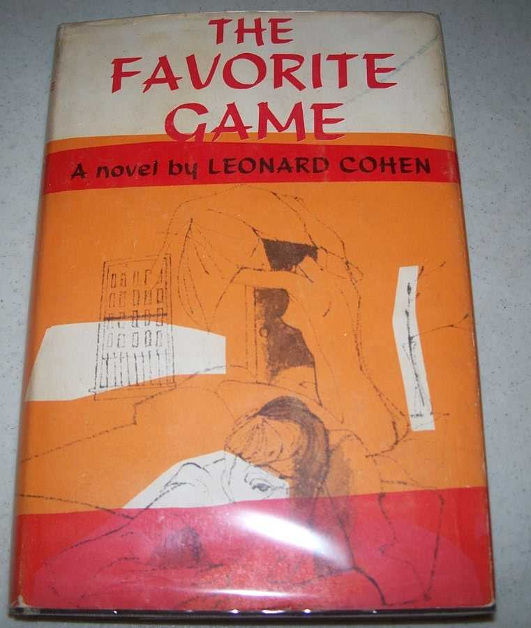 The Favorite Game: A Novel, Cohen, Leonard