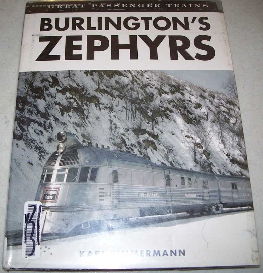 Burlington Zephyrs (Great Passenger Trains), Zimmerman, Karl
