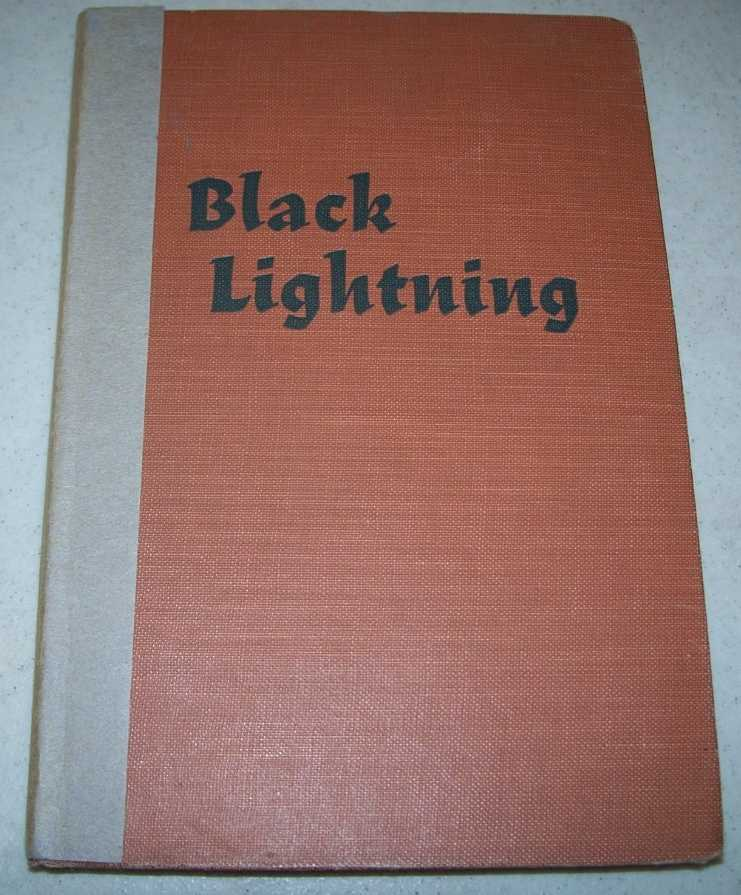 Black Lightning: The Story of a Leopard, Clark, Denis