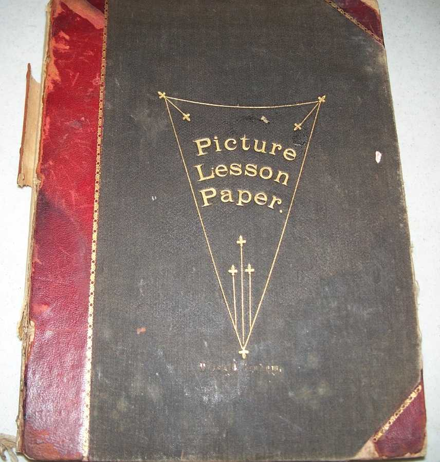 Picture Lesson Paper Lot of 125 issues bound together, 1899-1902, N/A