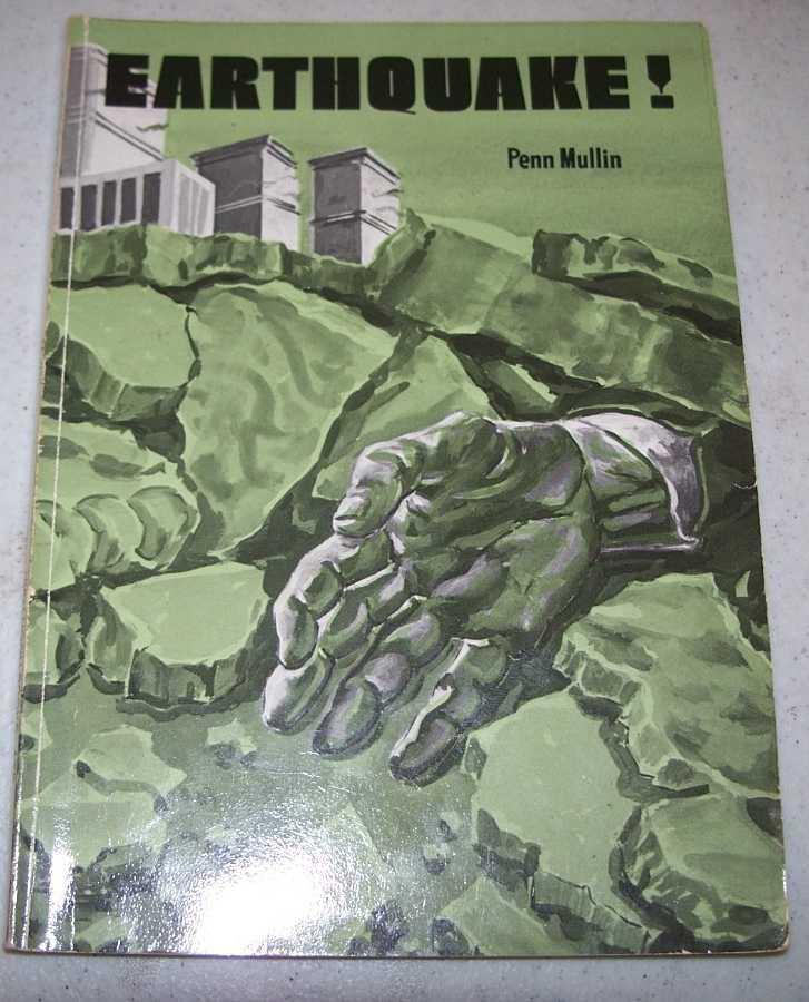 Earthquake! A High Adventure Book, Mullin, Penn