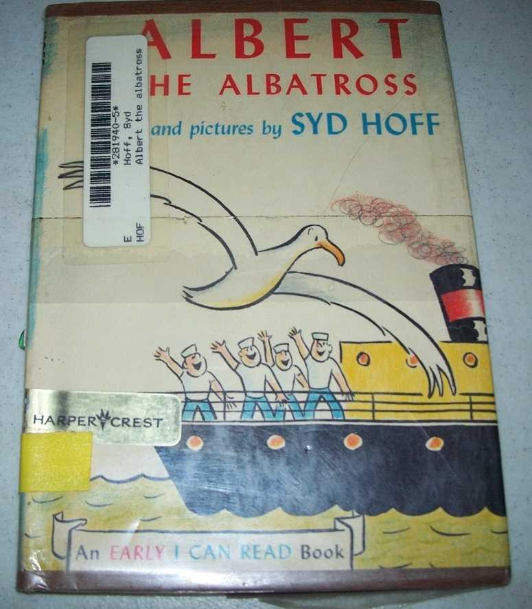 Albert the Albatross: An I Can Read Book, Hoff, Syd