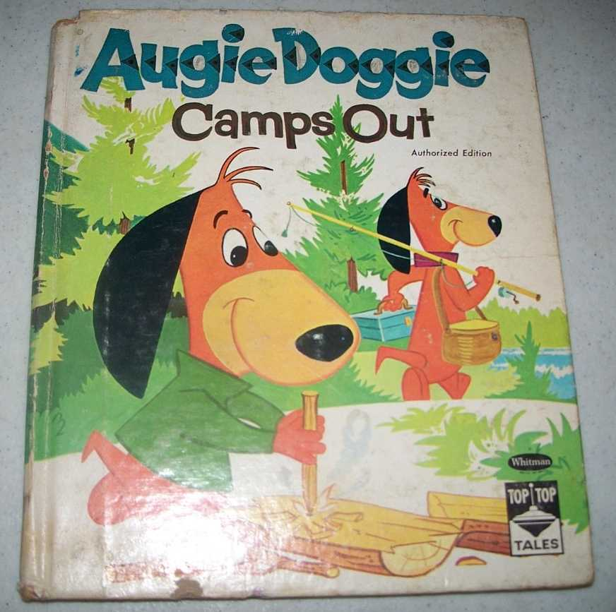 Augie Doggie Camps Out (Top Top Tales), Wolff, Nancy Hoag