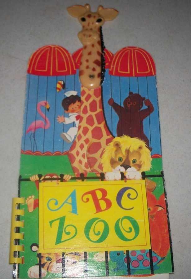 ABC Zoo: A Tuffy Book, N/A
