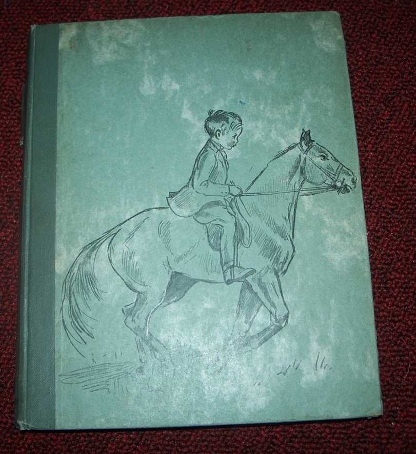 On'y Tony: The Adventures of Three Ponies and a Little Boy, Spender, Brenda E.