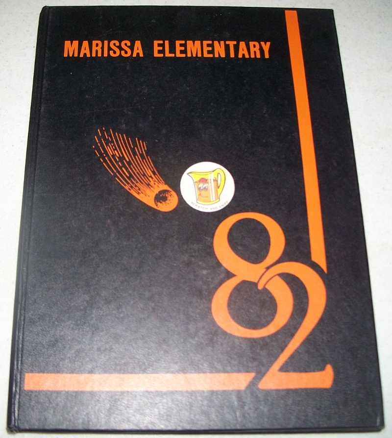 Marissa Elementary School 1982 Yearbook (Marissa, Illinois), N/A