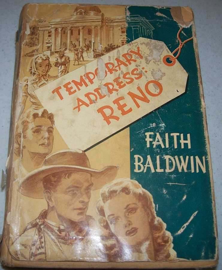 Temporary Address: Reno, Baldwin, Faith