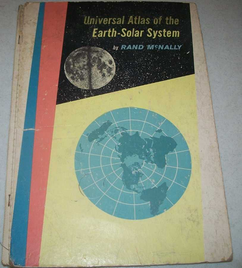 Rand McNally Universal Atlas of the Earth-Solar System, N/A