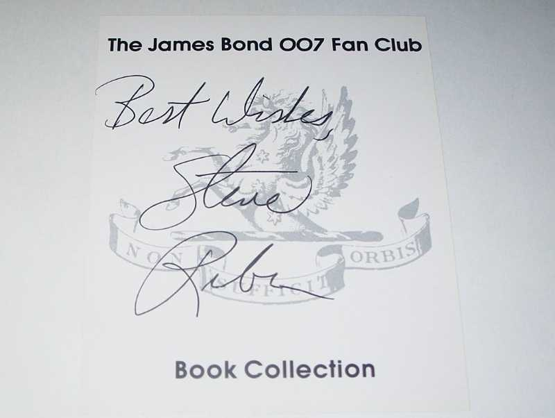 The James Bond Films: A Behind the Scenes History, Rubin, Steven Jay