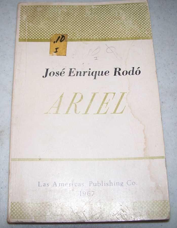 Ariel, Rodo, Jose Enrique