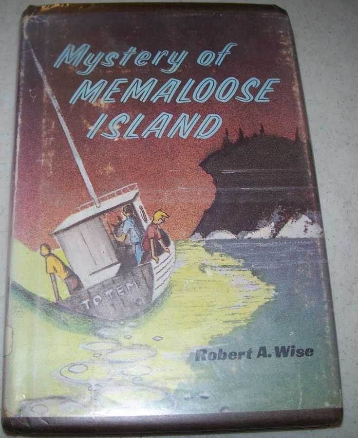 Mystery of Memaloose Island, Wise, Robert A.