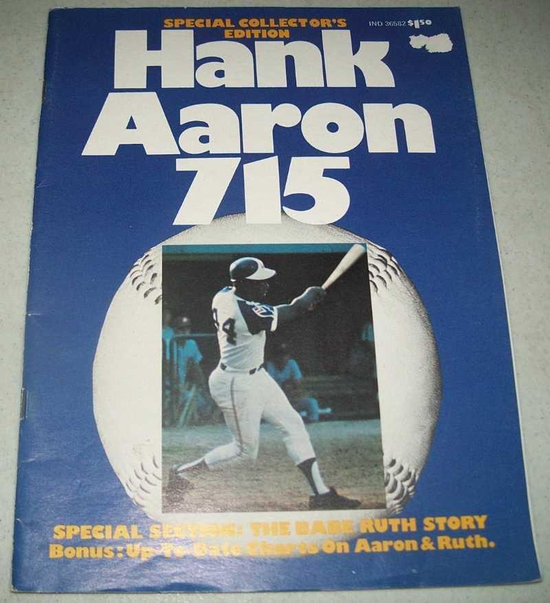 Hank Aaron 715: Special Collector's Edition, Reshen, Pat (ed.)