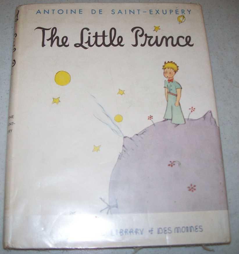 The Lit18tle Prince, de Saint-Exupery, Antoine