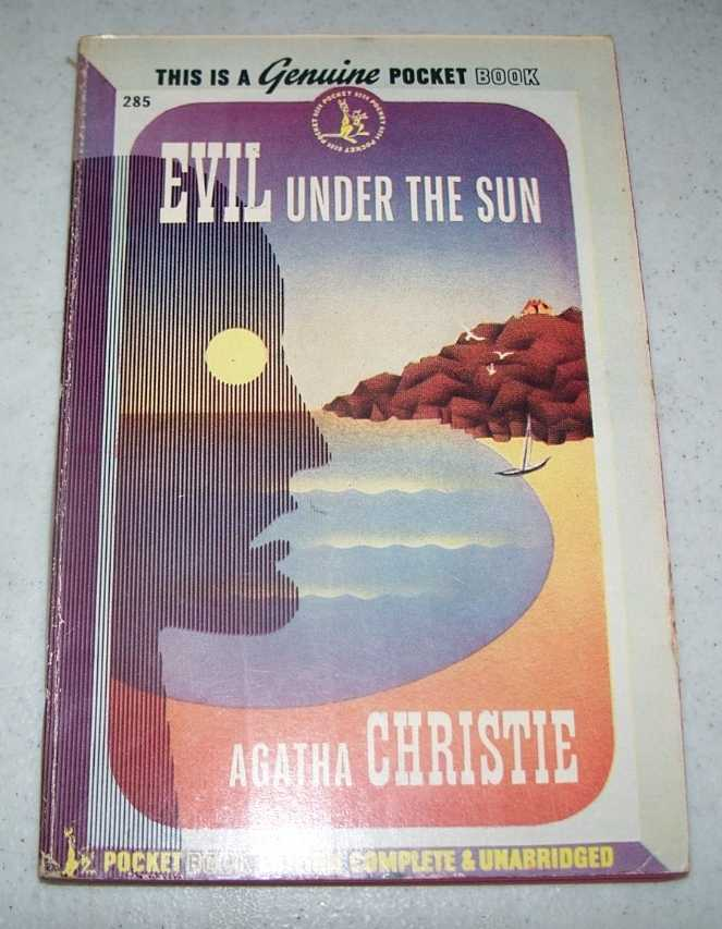Evil Under the Sun, Christie, Agatha