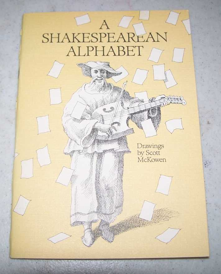A Shakespearean Alphabet, Shakespeare, William