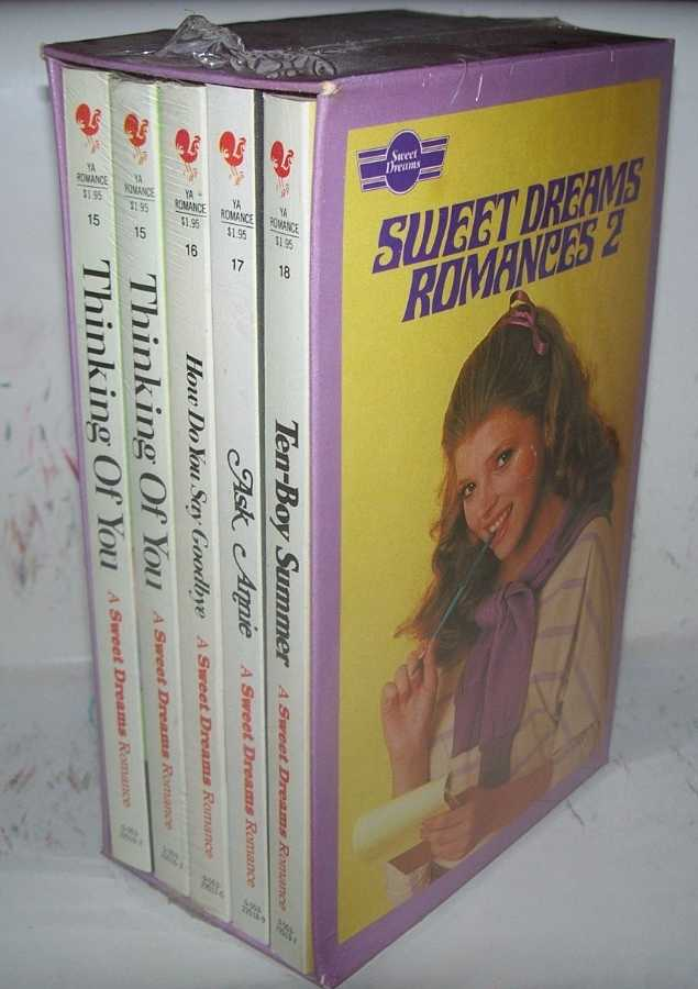 Sweet Dreams Romances 2 Boxed Set: Thinking of You; How Do You Say Goodbye; Ask Annie; Ten Boy Summer, Nobile, Jeanette; Burman, Margaret; Rand, Suzanne; Quin Harkin, Janet