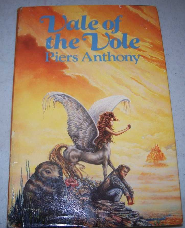 Vale of the Vole, Anthony, Piers