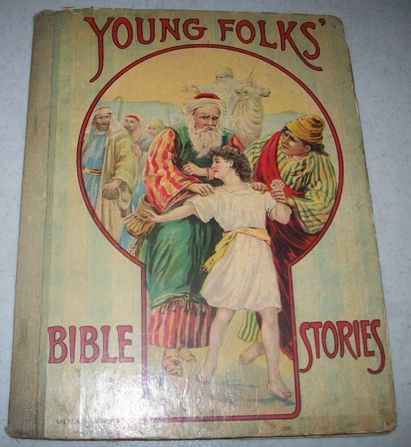 Young Folks' Bible Stories and Pictures, Brown, Charles Walter
