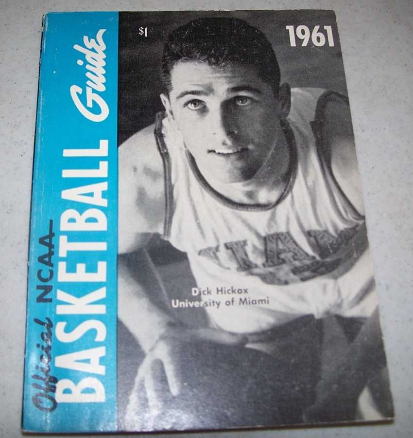Official 1961 NCAA Basketball Guide, N/A