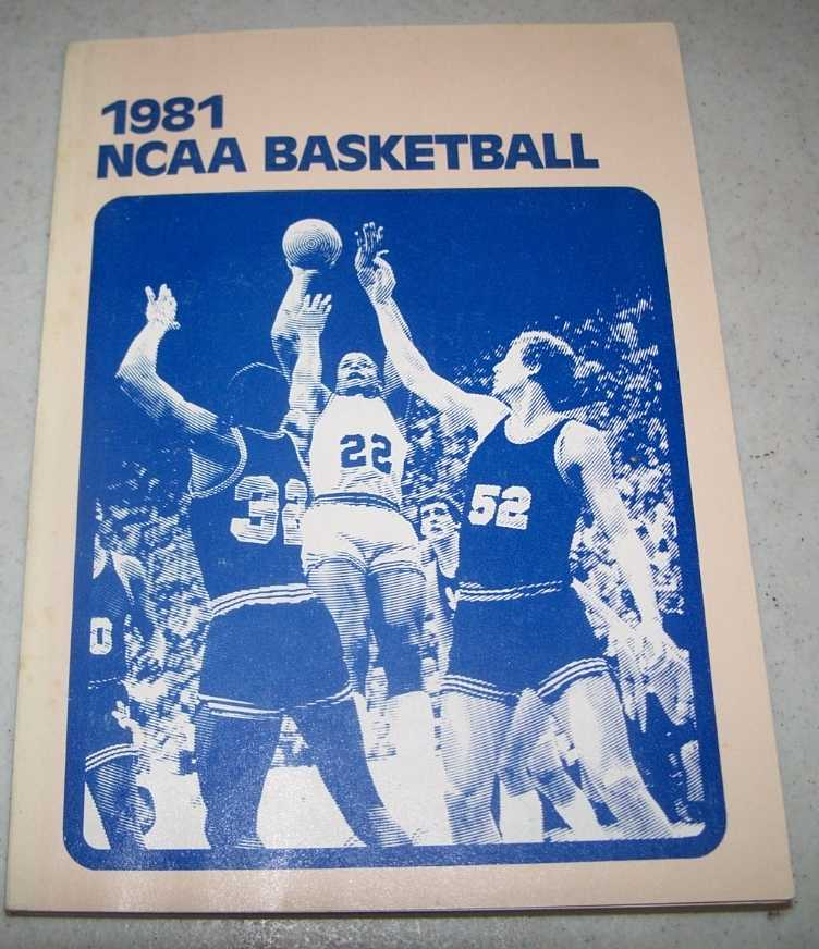 1981 NCAA Basketball: 85th Annual Guide, N/A