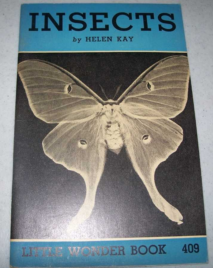 Insects: Little Wonder Book 409, Kay, Helen