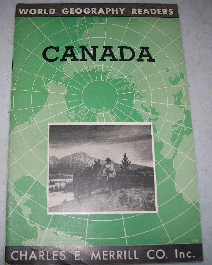 Canada (World Geography Readers), Wolfe, Ruth A.