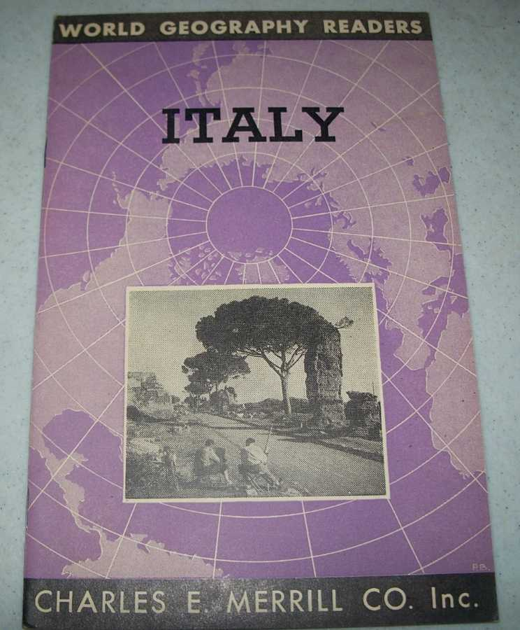 Italy (World Geography Readers), Hall, Dorothy
