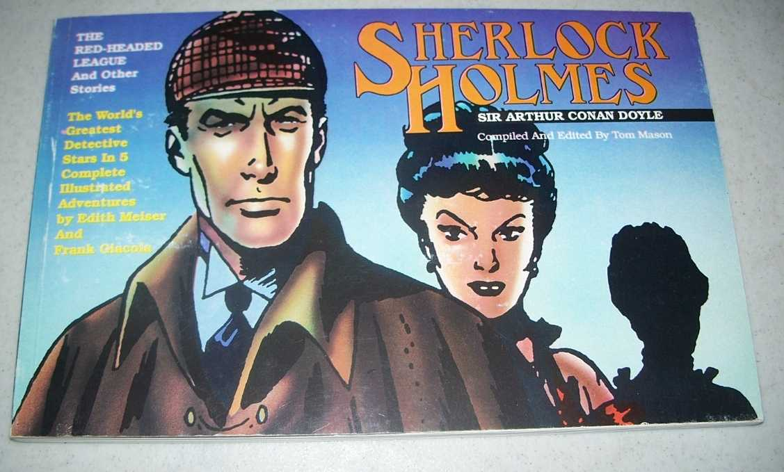 Sherlock Holmes Book Two: The Red Headed League and Other Stories, Doyle, Sir Arthur Conan; Mason, Tom (ed.)
