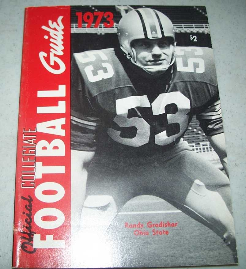 The Official National Collegiate Athletic Association (NCAA) Football Guide 1973 edition, N/A