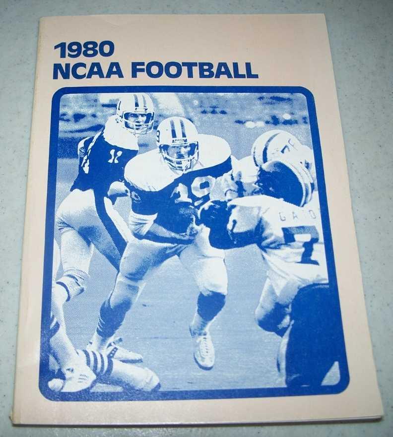1980 NCAA Football Annual Guide, N/A