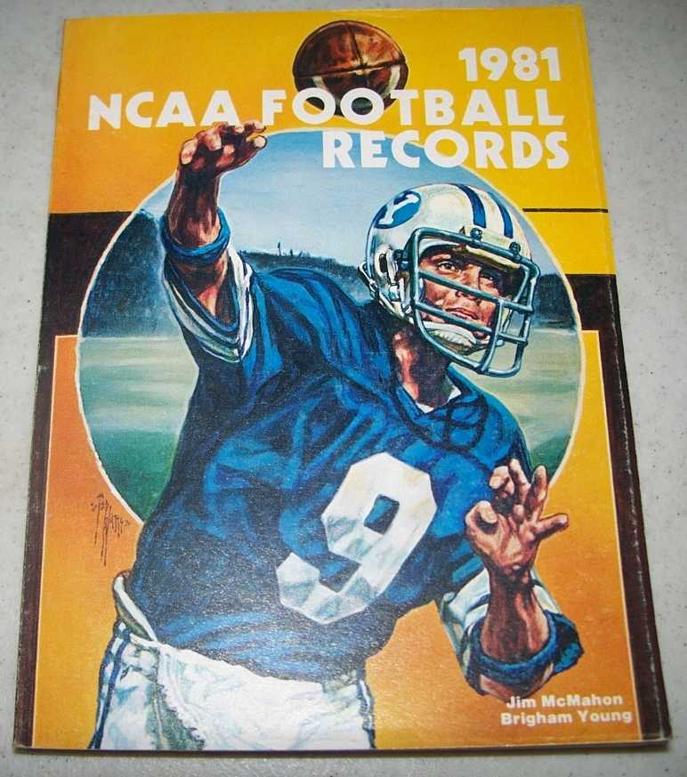 1981 NCAA Football Records, N/A