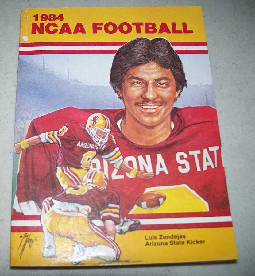 1984 NCAA Football Guide, N/A