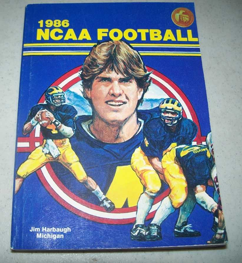 1986 NCAA Football Guide, N/A